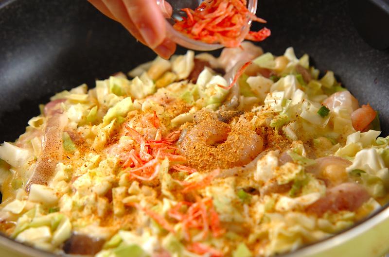 めっちゃおいしい!究極のお好み焼きの作り方の手順7