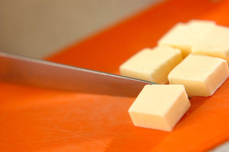 ソフトプチ塩パンの下準備1