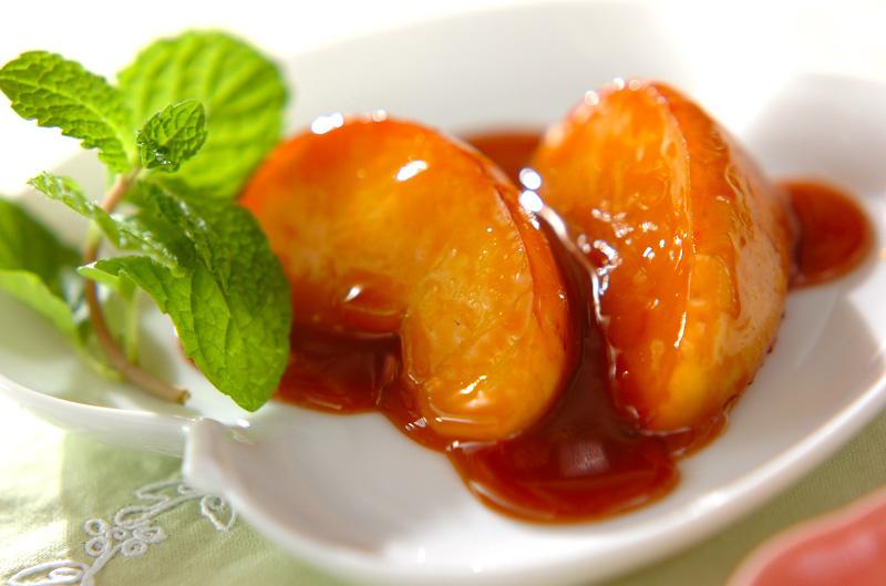塩バターキャラメルリンゴ【E・レシピ】料理のプロが作る簡単レシピ/2011.01.24公開のレシピです。