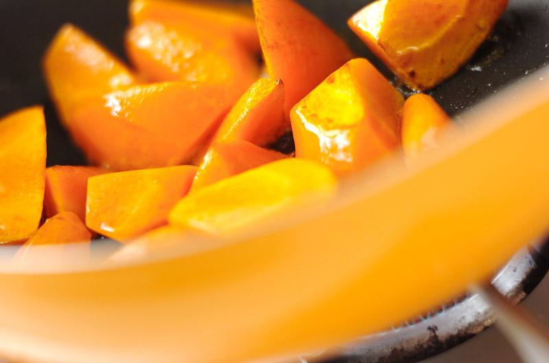 焼きニンジンのピクルスの作り方の手順3