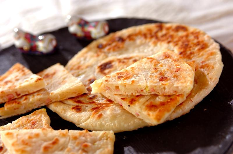 葱油餅(ツォン ヨウ ピン)