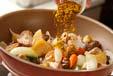 鶏とジャガのカレー味の作り方の手順11