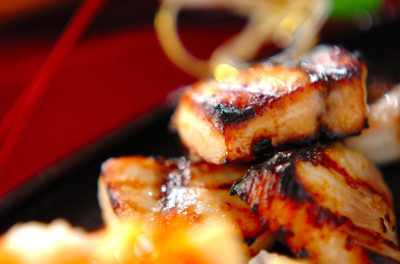 ブリの塩麹焼き