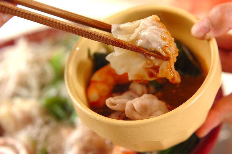 タイ風ちゃんこ鍋の作り方の手順5