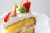 イチゴのスイートケーキ