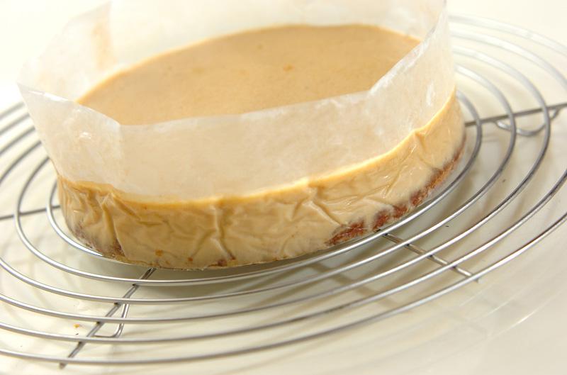 バナナチーズケーキの作り方9