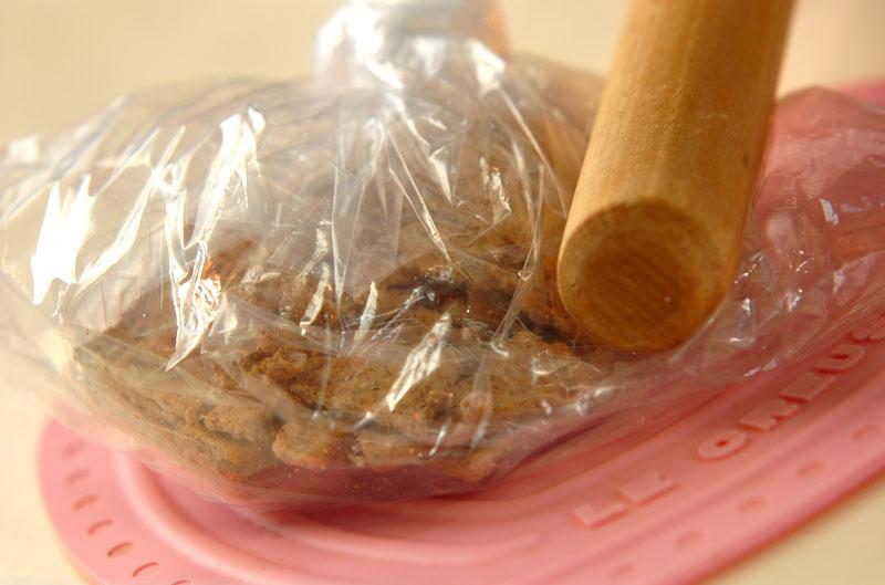 カマンベールチーズケーキの作り方の手順2