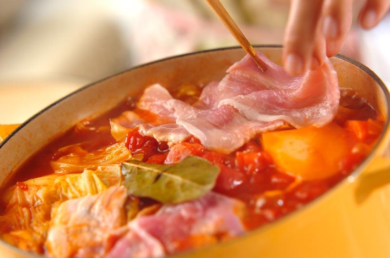 ボルシチ鍋の作り方の手順14