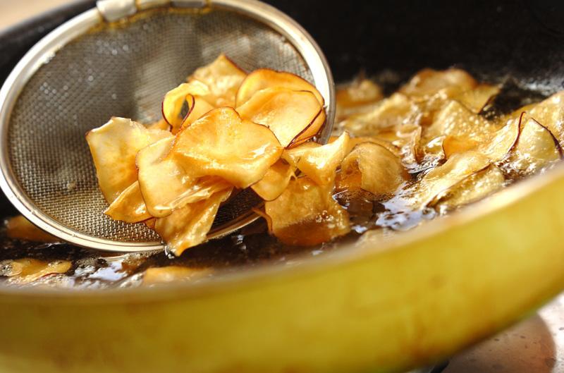 おさつチップスの作り方の手順4