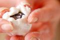 あん入り白玉のデザートの作り方の手順5