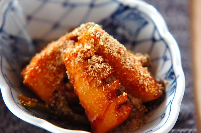 タケノコのピリ辛煮の作り方の手順