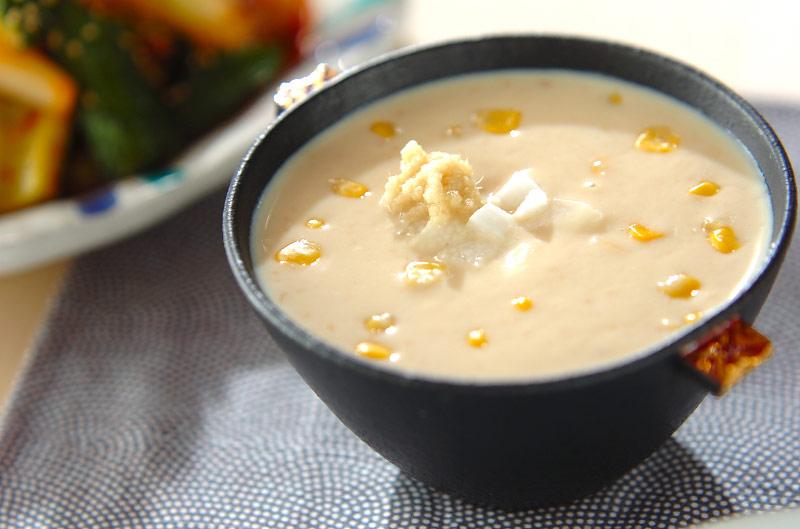 豆腐の冷やし汁