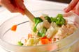 キャベツのサラダの作り方の手順8