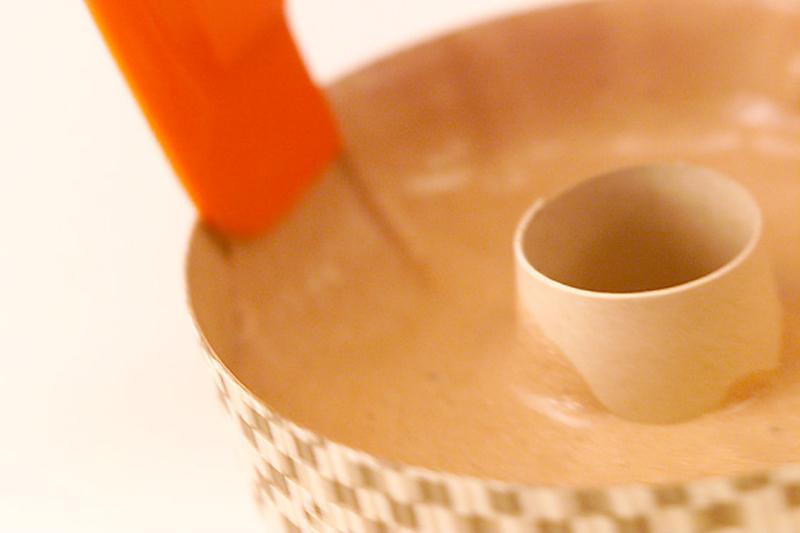チョコレートシフォンの作り方10