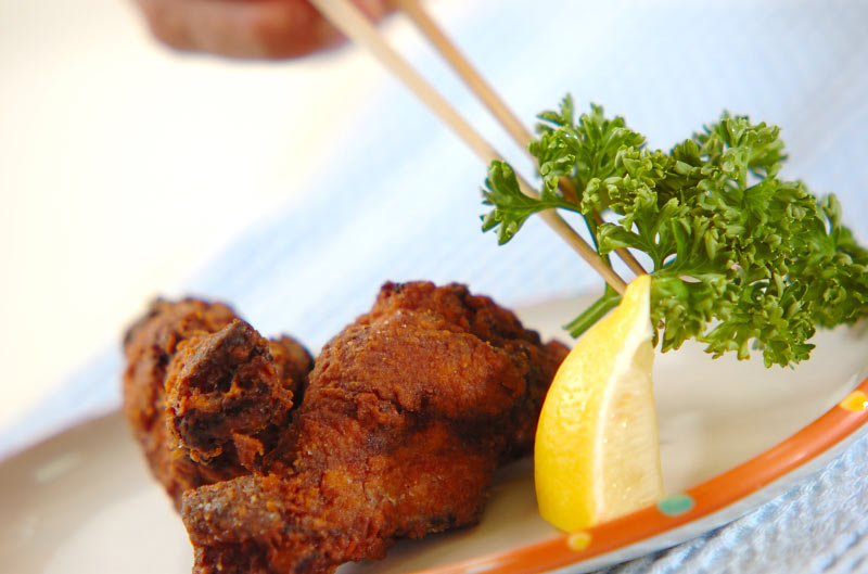鶏のラクチン唐揚げの作り方の手順7