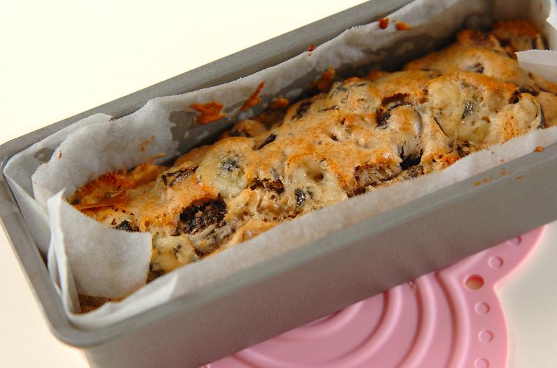 ドライイチジクとブルーチーズのパウンドケーキの作り方の手順11