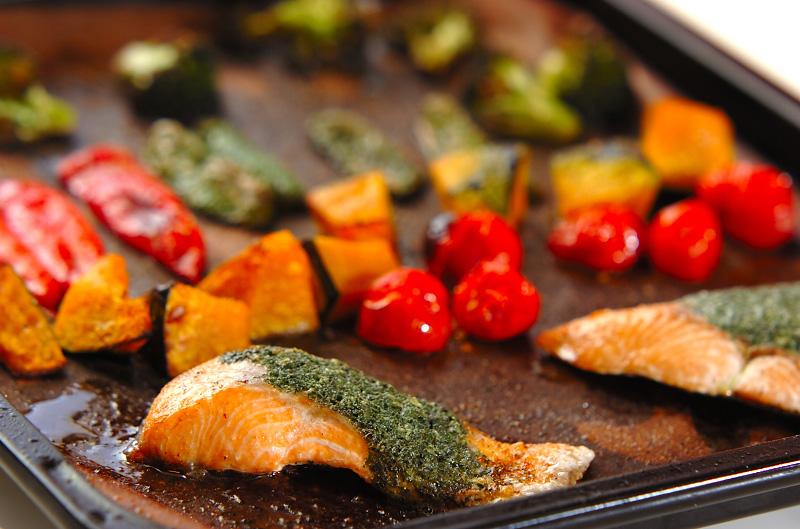 鮭のガーリックソテーの作り方の手順9