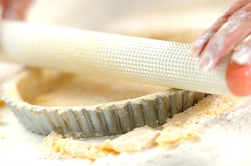 黒豆のタルトの作り方の手順4
