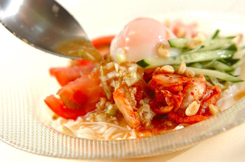 コンニャク冷麺の作り方の手順9