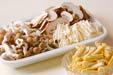 キノコの炊き込みご飯の作り方の手順6