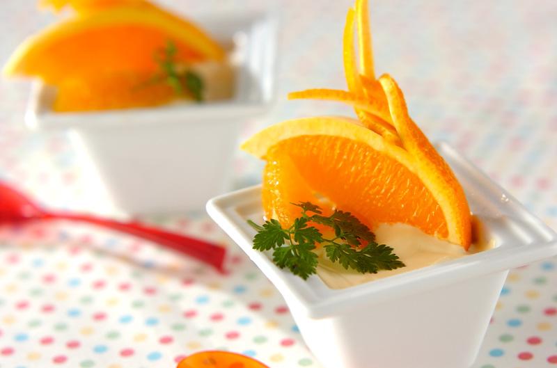 オレンジのパルフェ