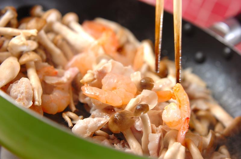 アボカドのお好み焼きの作り方の手順7