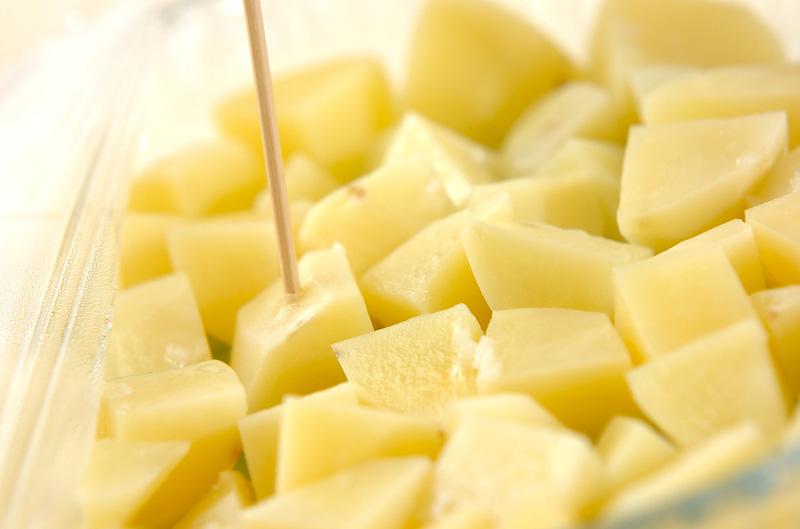 ジャガイモのピューレとひき肉のグラタン(アッシパルマンティエ風)の作り方の手順1