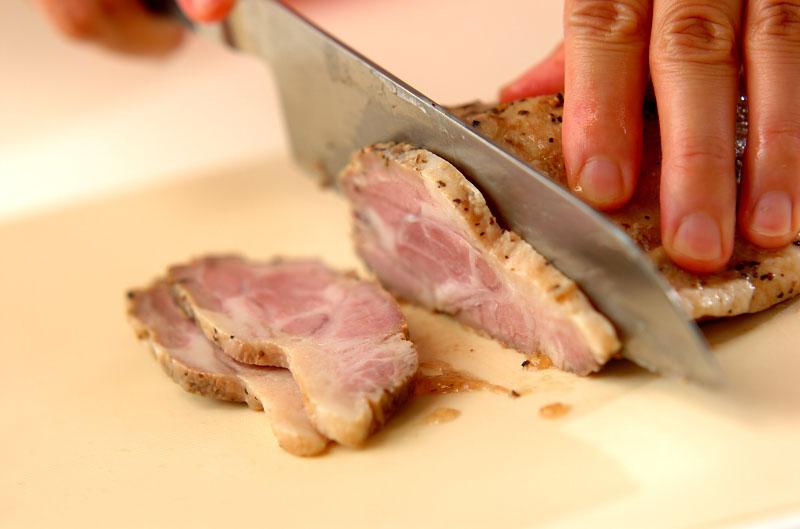 炊飯器でゆで豚の作り方の手順5