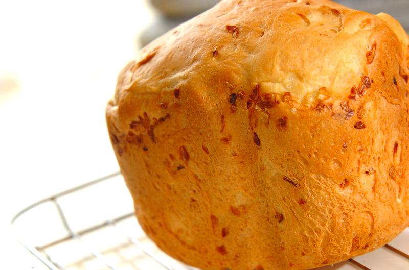 新玉ネギの食パンの作り方2