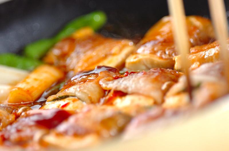 肉巻き豆腐の作り方の手順9