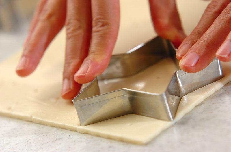 サクサクツリーのミルフィーユパイの作り方の手順4
