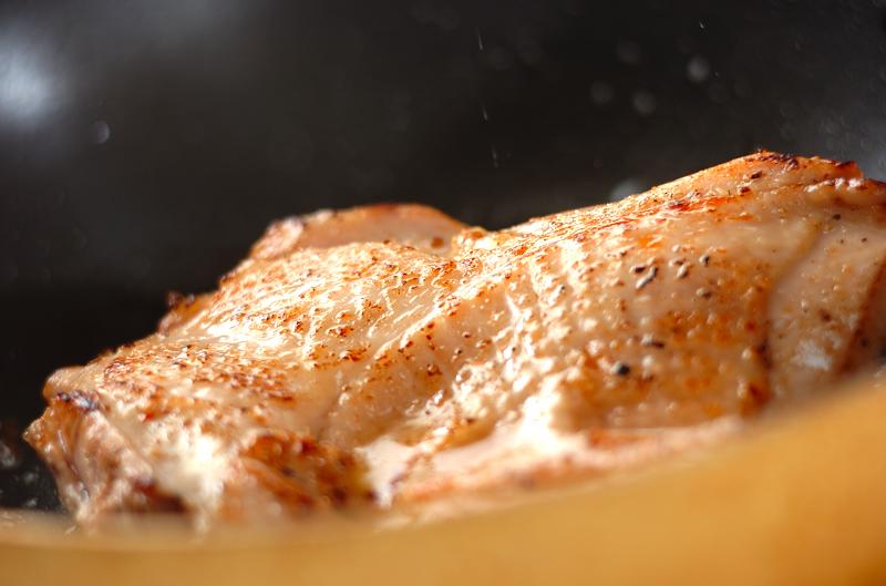 鶏肉のレモンソテーの作り方の手順5