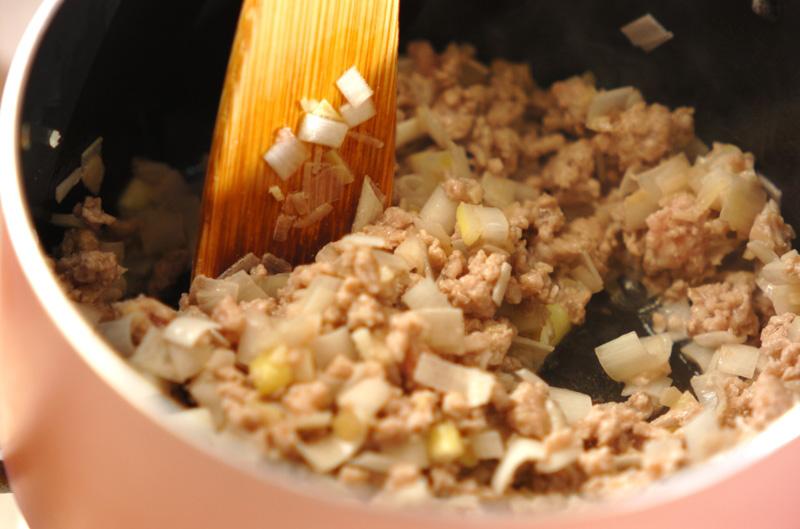 サッパリトマト中華ご飯の作り方の手順3