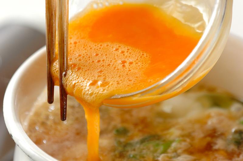 ふわとろ親子丼の作り方の手順7