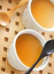 豆腐のデザートの作り方の手順