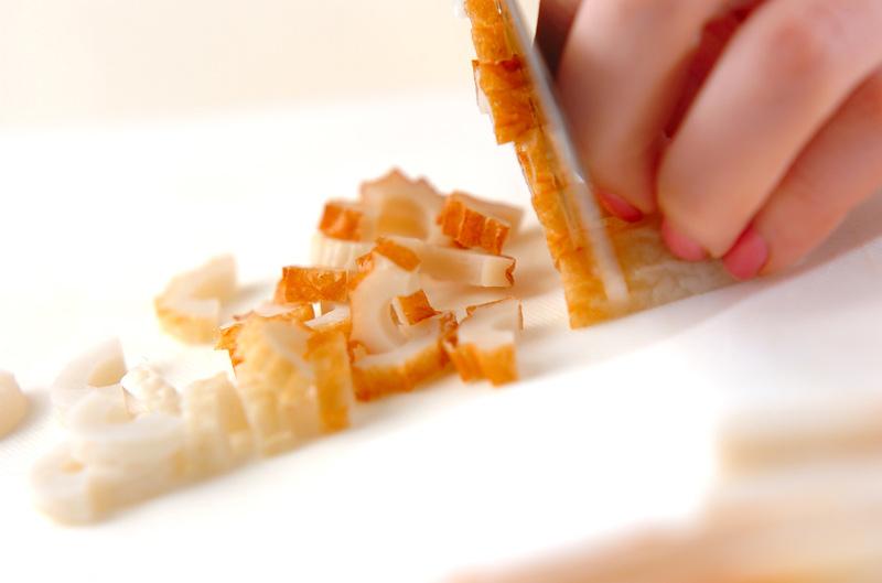 大豆と芽ヒジキの煮物の作り方の手順4