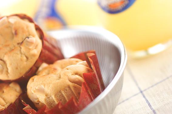 ピーナッツバターマフィン