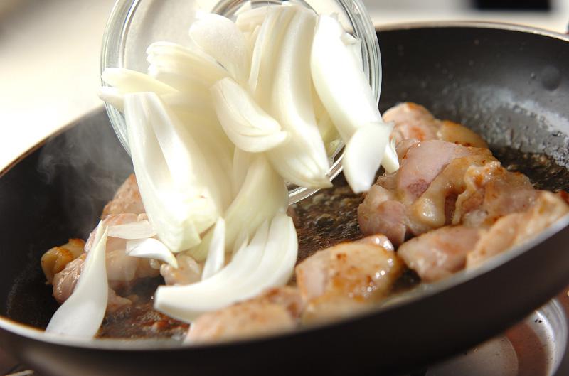 鶏とコーンのクリーム煮の作り方の手順4