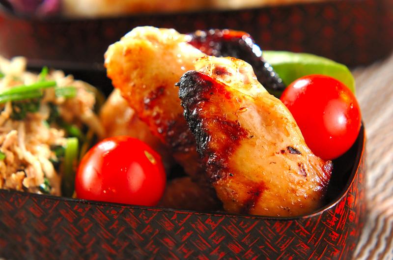 焼き肉ダレ漬け手羽先の作り方の手順
