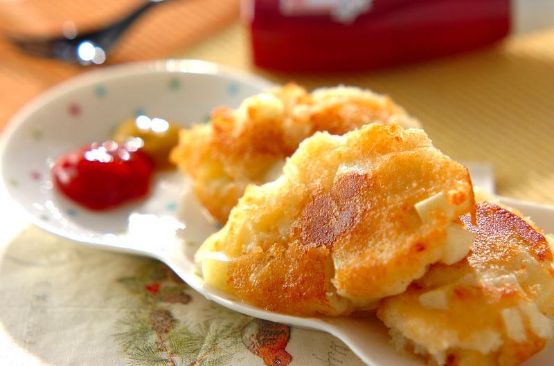 ハッシュドポテトチーズ味