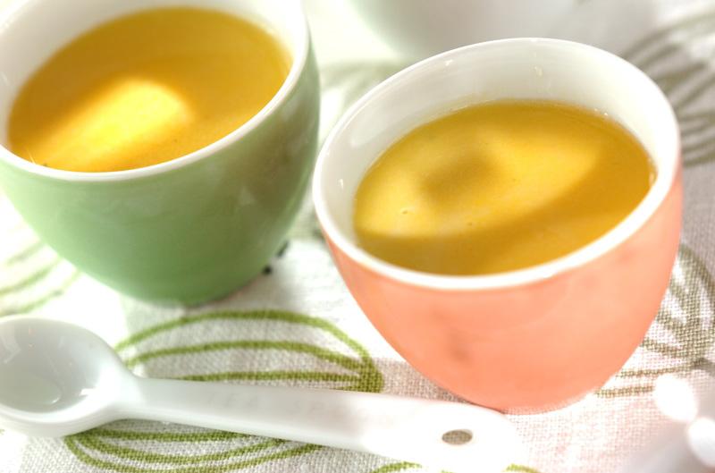卵不使用のカボチャプリン<卵・小麦粉不使用>