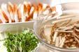 ゴボウのマヨサラダの作り方の手順1