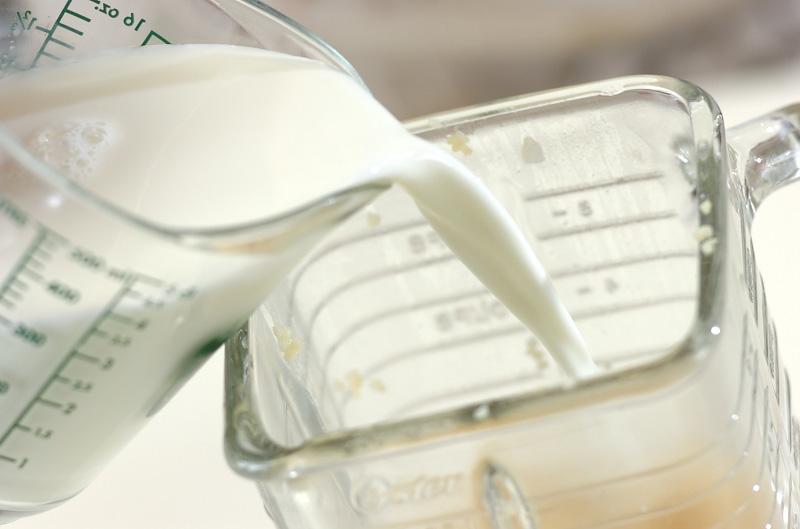クスクス入りスープの作り方の手順4