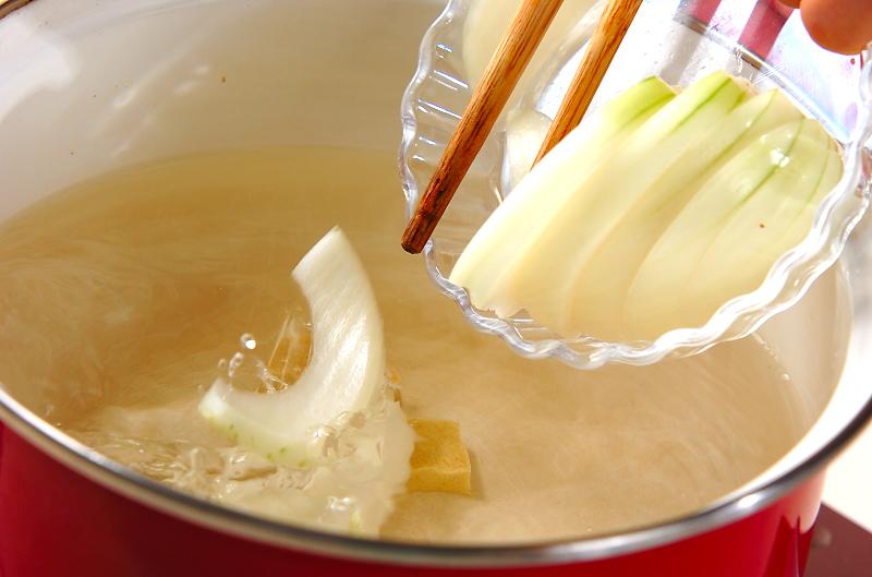 キムチスープの作り方の手順5