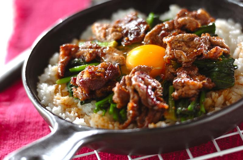 肉 丼 レシピ ペルソナ