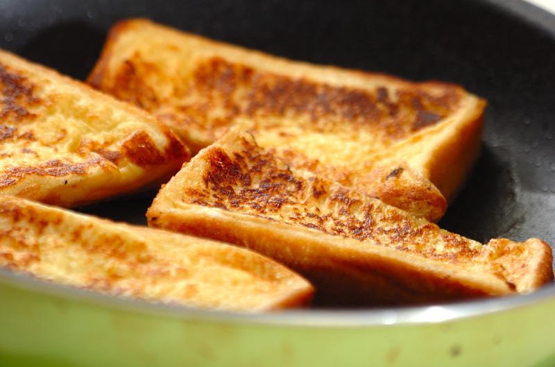 ふんわりフレンチトーストの作り方の手順5
