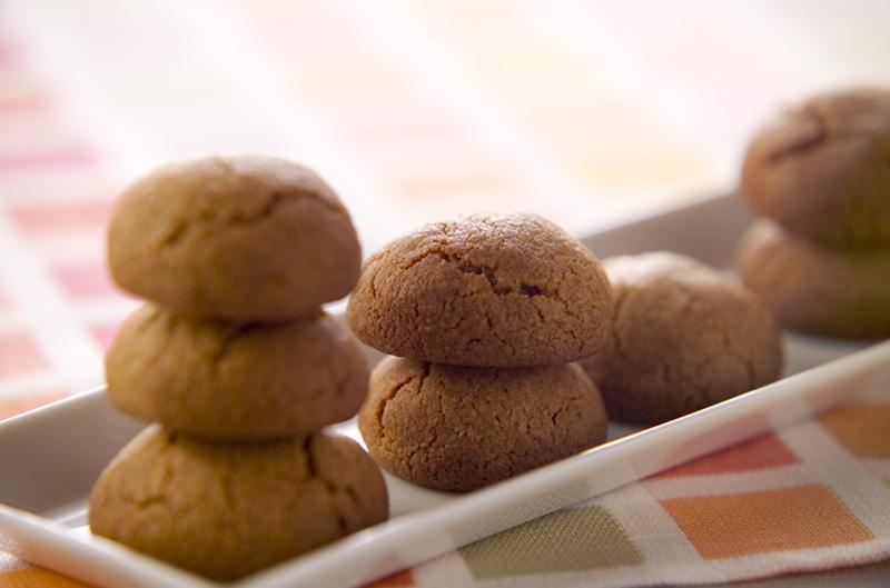 クッキー きな粉
