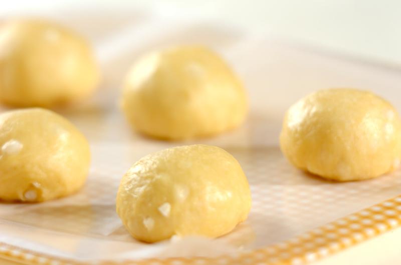 カリっとシュガーのベルギーワッフルの作り方の手順10
