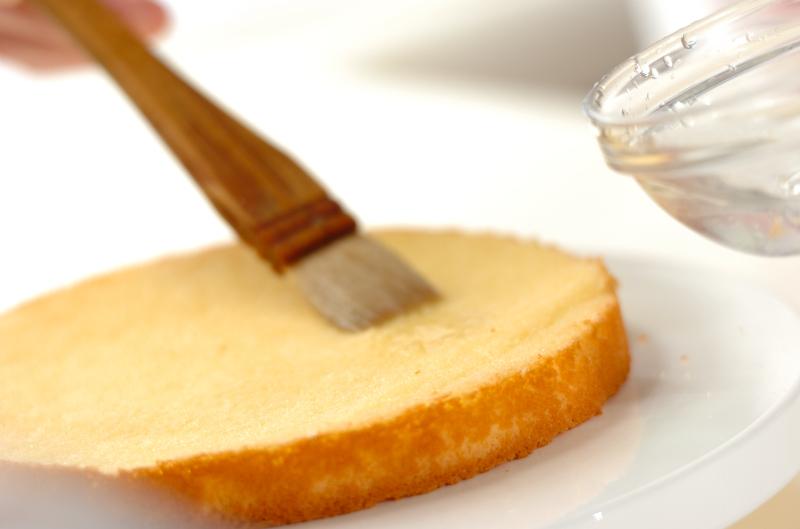 イチゴのショートケーキの作り方の手順14