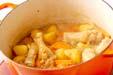 鶏ジャガ煮の作り方の手順11